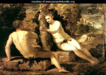 Adam and Eve (c. 1550)